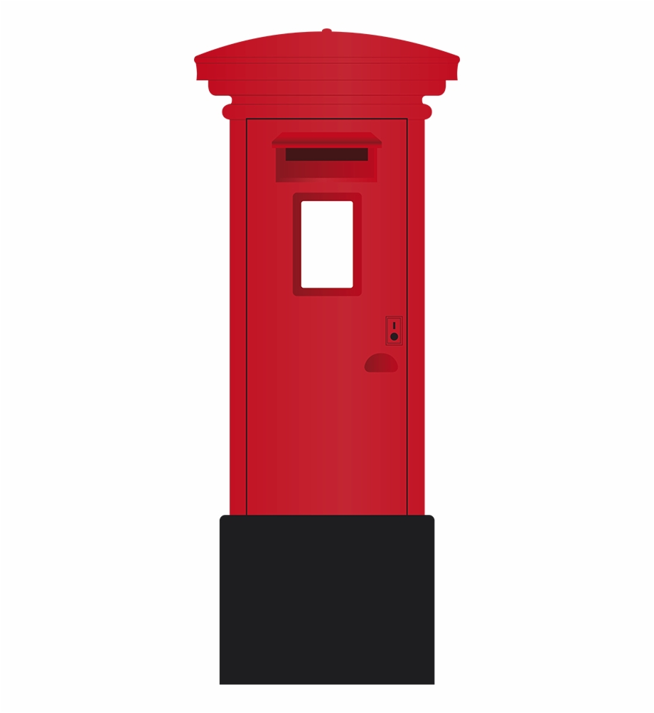 Letterbox clipart download picture library download Postbox Png - Post Box Sticker | Transparent PNG Download ... picture library download