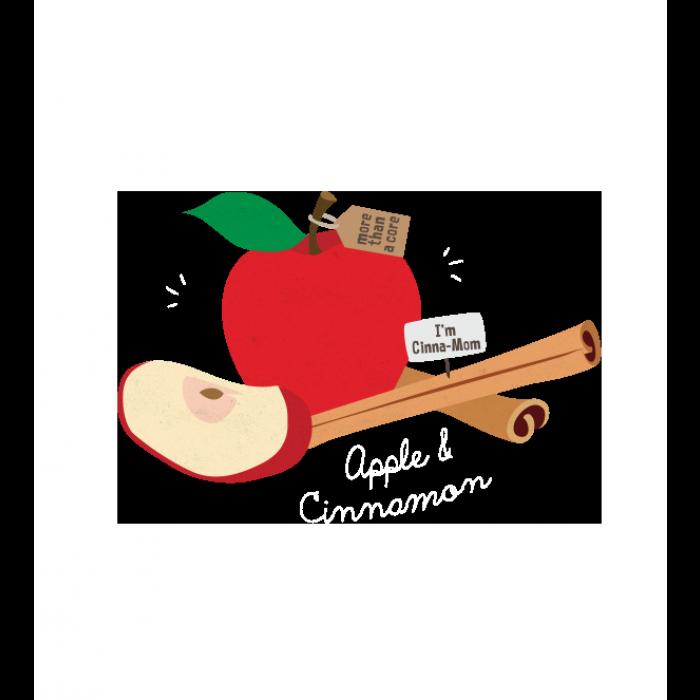 Letterland annie apple clipart jpg transparent download Nosh Tot Munchables - Apple & Cinnamon 12 x 5g | Agape Babies Singapore jpg transparent download