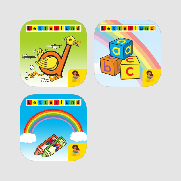 Letterland annie apple clipart svg freeuse Letterland Educational Tools on the App Store svg freeuse