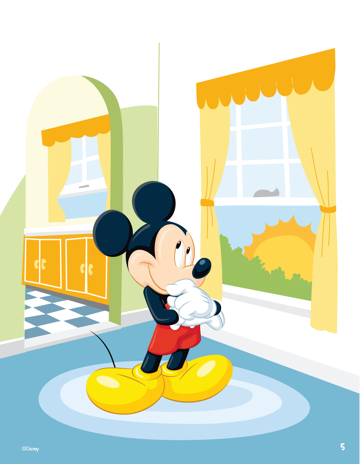 Letterland annie apple clipart image freeuse download Mickey Mouse Mickey's Safari in Letterland Minnie Mouse Donald Duck ... image freeuse download