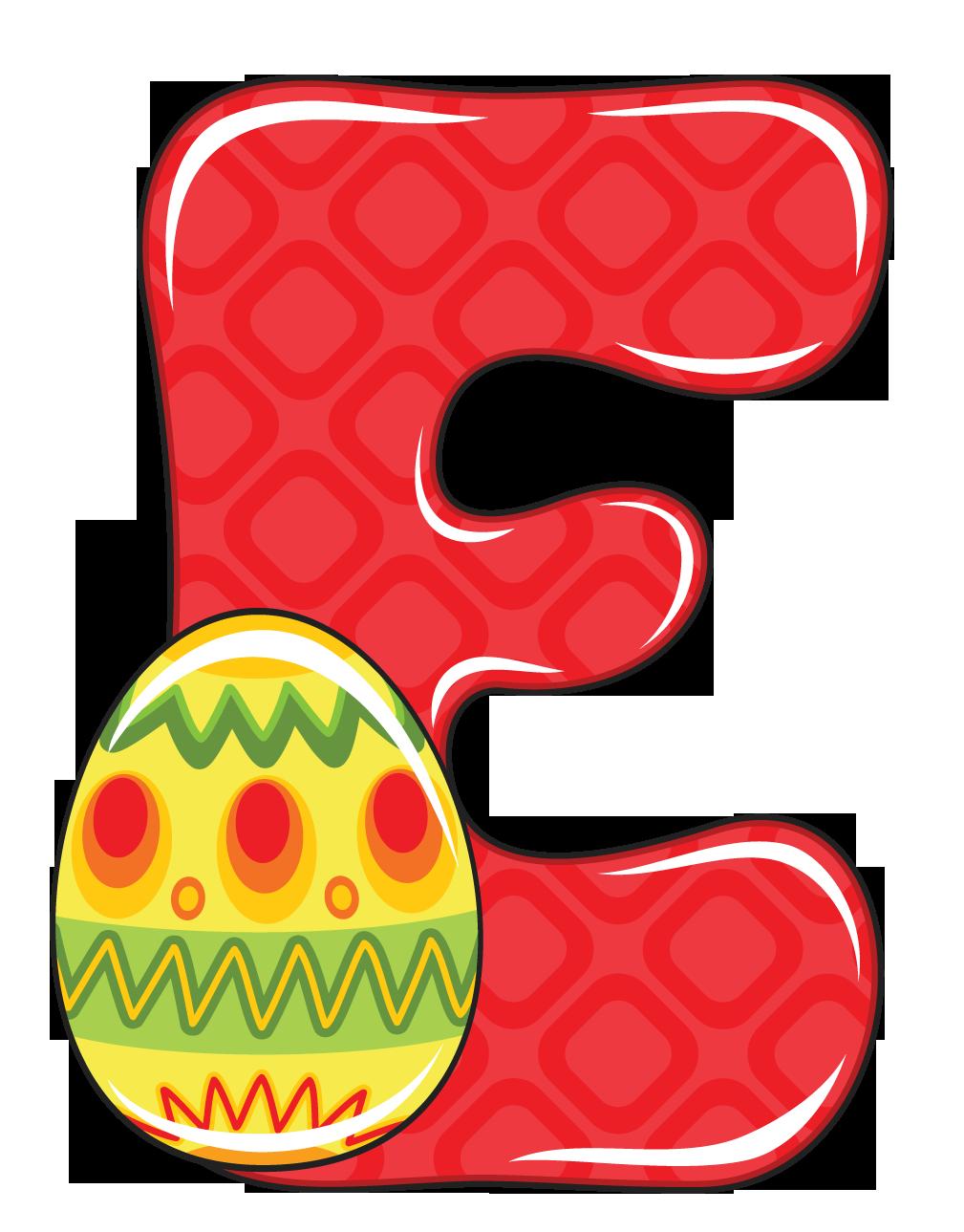 Printable clip art letters svg library download Alfabeto infantil...E | ALPHABET & LETTERS | Pinterest | Easter ... svg library download