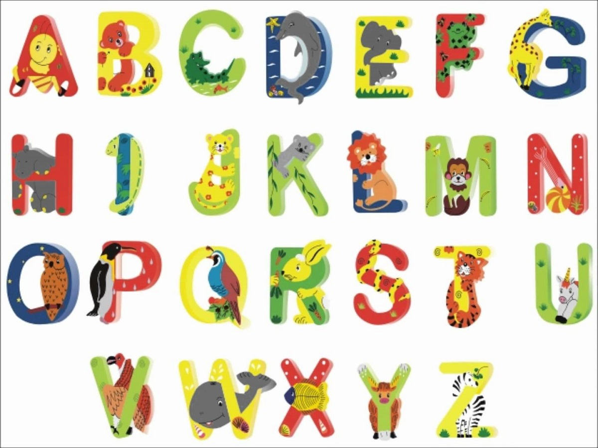 Letters for kids clipart clip art free download Animal Shaped Letters for Kids Free | Kiddo Shelter | Alphabet and ... clip art free download