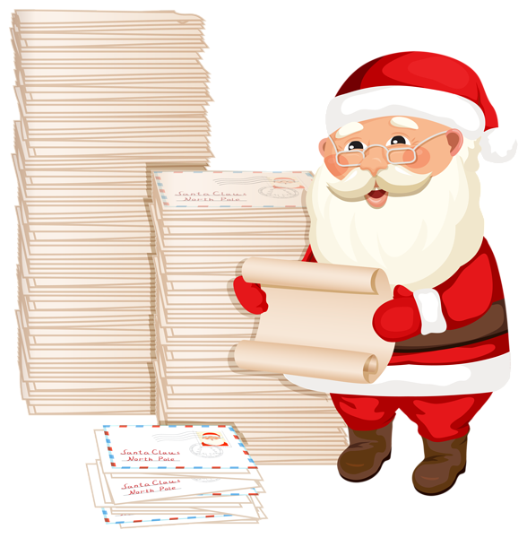Letters to santa clipart svg freeuse stock Free Santa Letter Cliparts, Download Free Clip Art, Free ... svg freeuse stock