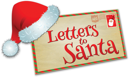 Letters to santa clipart vector transparent stock Dear Santa Letter Week is here! – The Lancelot vector transparent stock