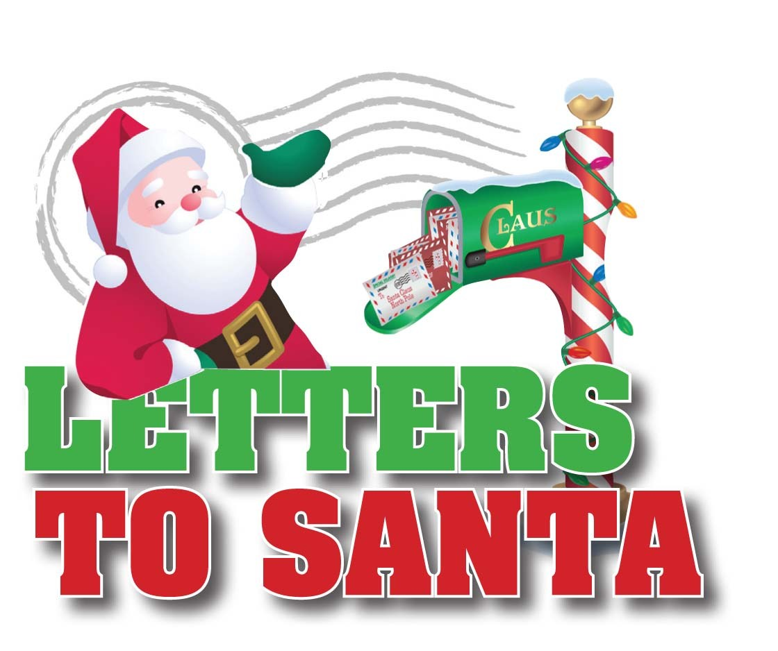 Letters to santa clipart png black and white download Letters to santa clipart 4 » Clipart Portal png black and white download
