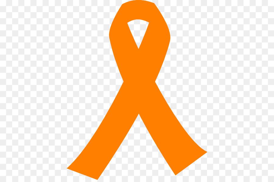 Leukemia clipart black and white stock Black Background Ribbon clipart - Ribbon, Orange, Text ... black and white stock