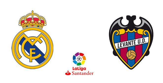 Levante ud clipart png Real Madrid - Levante UD (Liga Santander) Santiago Bernabéu ... png