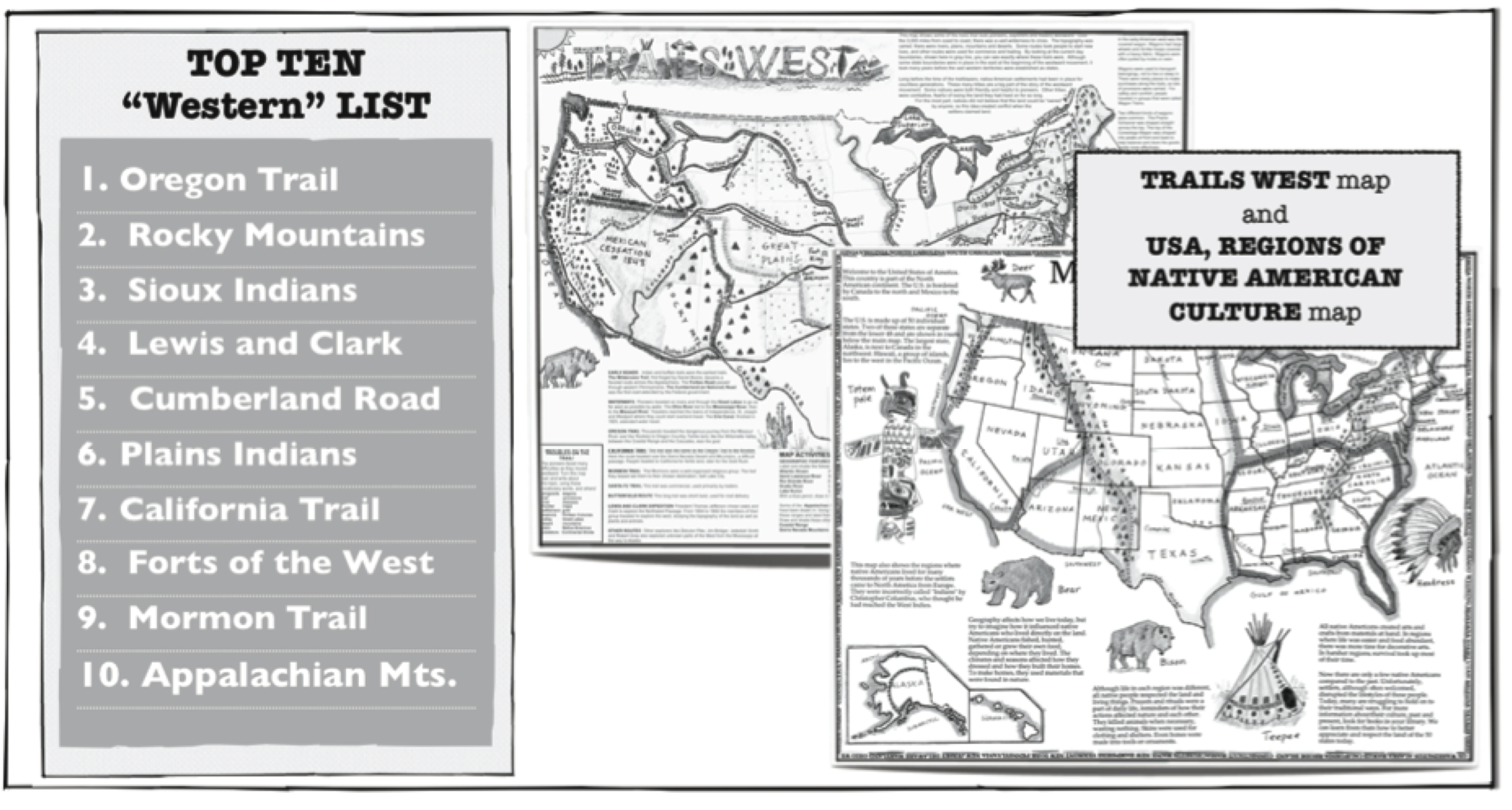 Lewis and clark map rivers rocky mountains clipart banner free Mapping the Lewis and Clark Expedition in your classroom ... banner free
