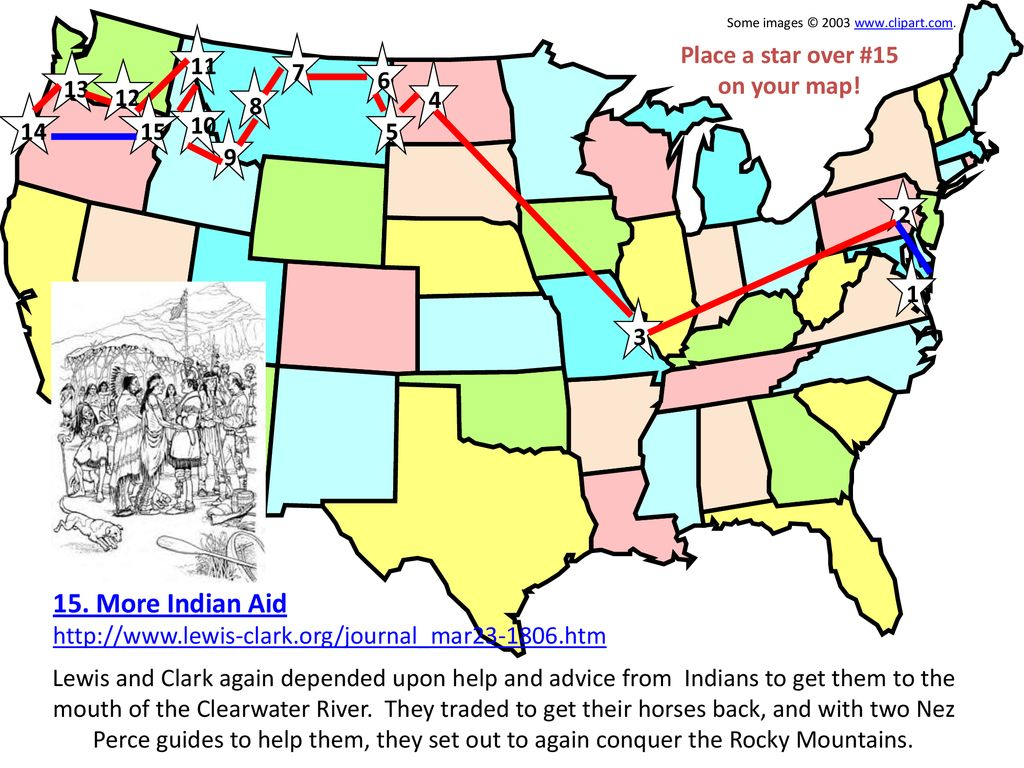 Lewis and clark map rivers rocky mountains clipart jpg freeuse library 11/2 Learning Target I can explain the significance of the ... jpg freeuse library