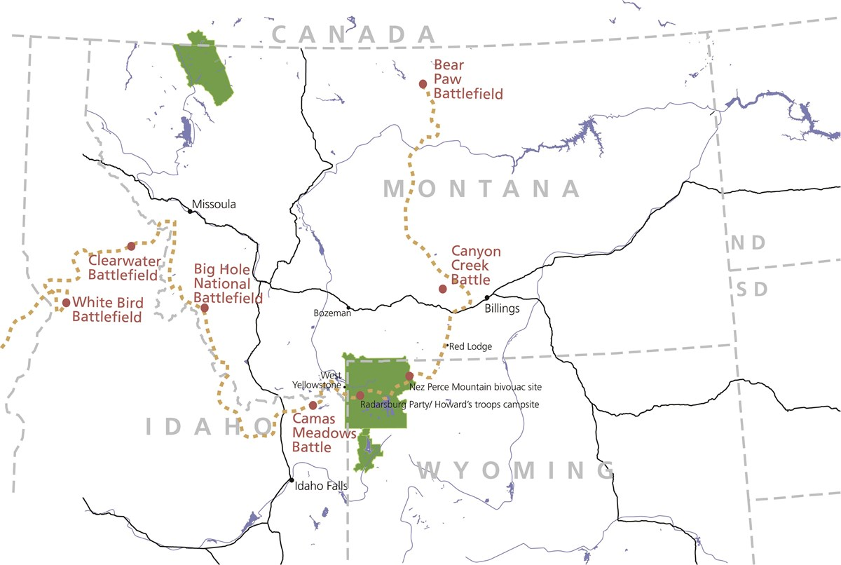 Library of lewis and clark map rivers rocky mountains svg ...