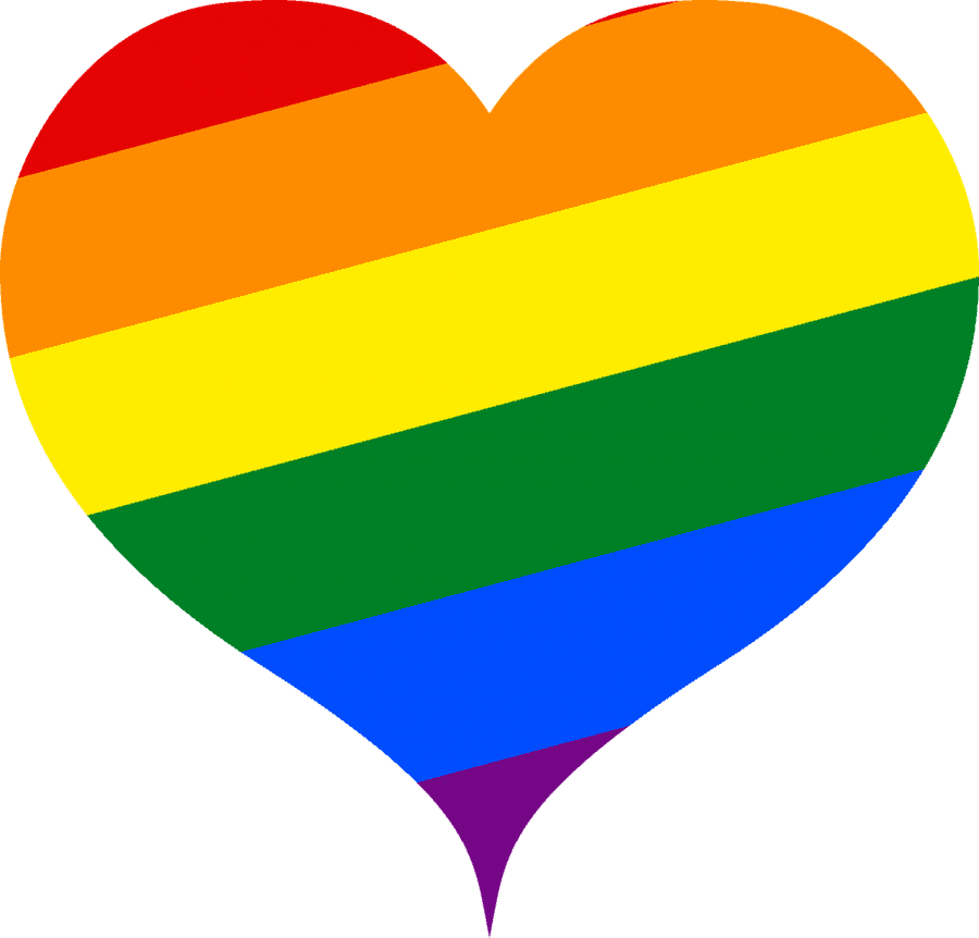Lgbt heart clipart clipart free A good couple of weeks for LGBT rights - The Case Law Firm clipart free
