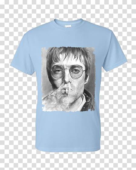 Liam gallagher clipart graphic T-shirt Liam Gallagher Sleeve As You Were, Liam Gallagher ... graphic