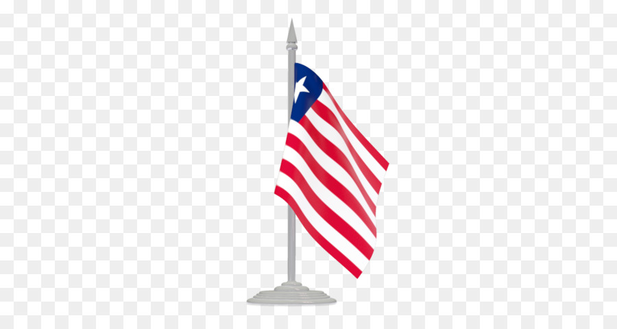 Liberia flag clipart