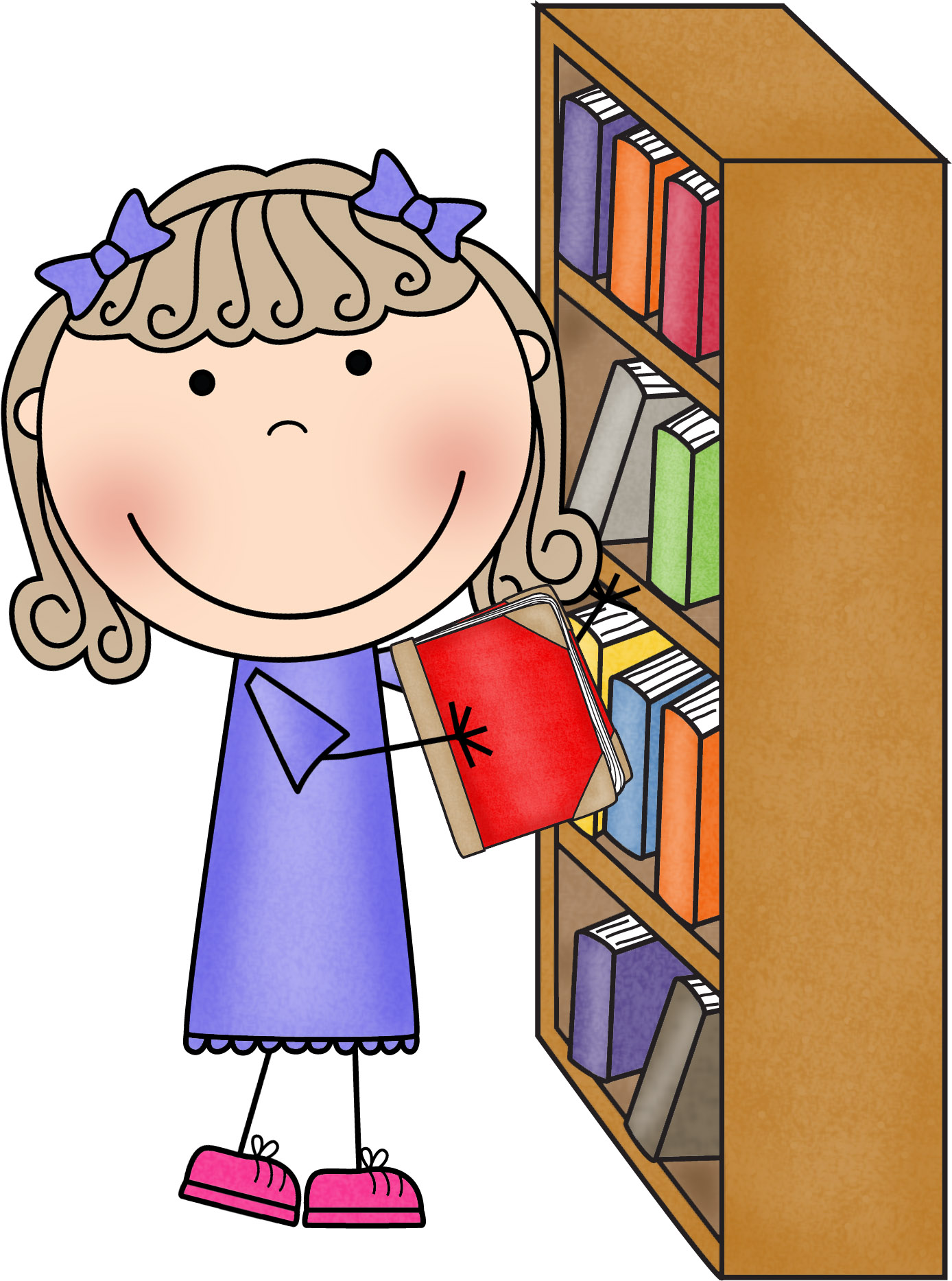 Librariam clipart clip library Librarian Picture | Free download best Librarian Picture on ... clip library