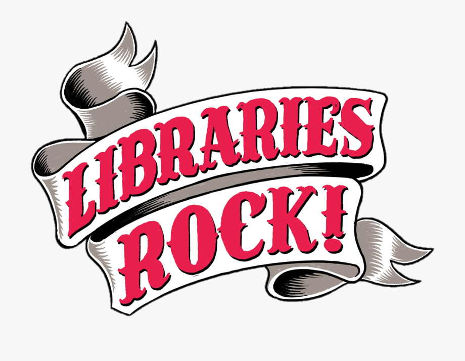 Libraries rock clipart