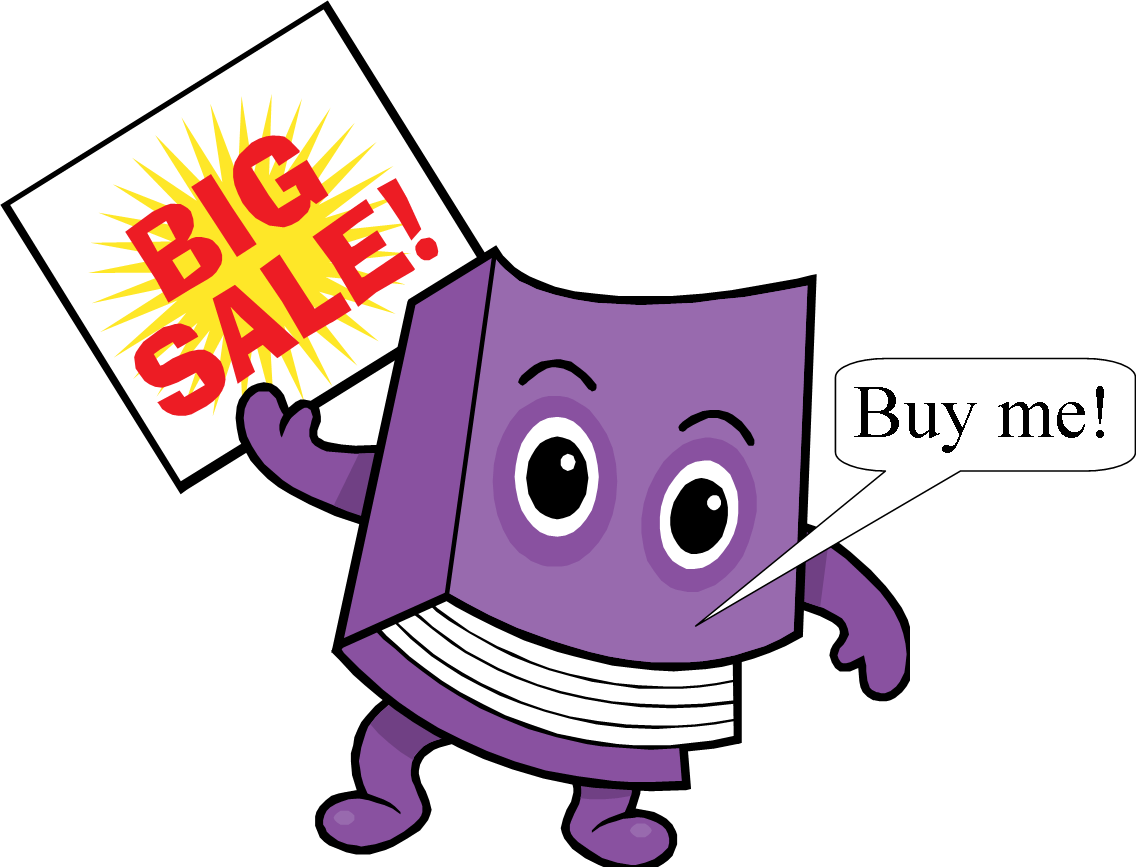 Library book clipart jpg royalty free stock Book Sale Clipart | Free download best Book Sale Clipart on ... jpg royalty free stock