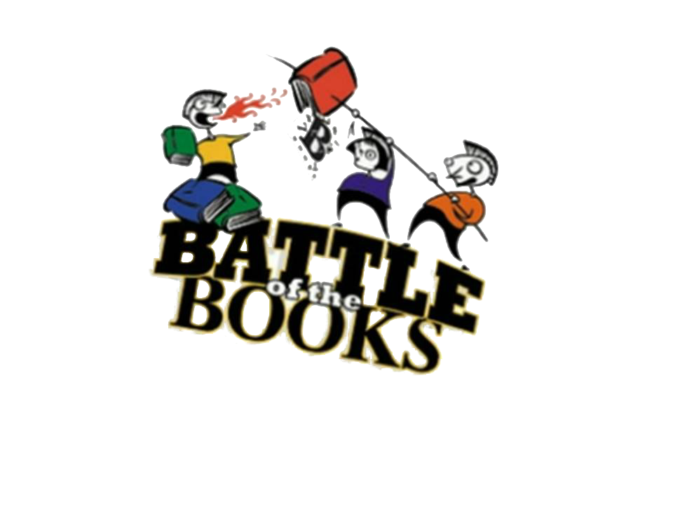 The book nook clipart graphic royalty free library Battle of the Books: Grades 6-9 – Kent Public Library graphic royalty free library