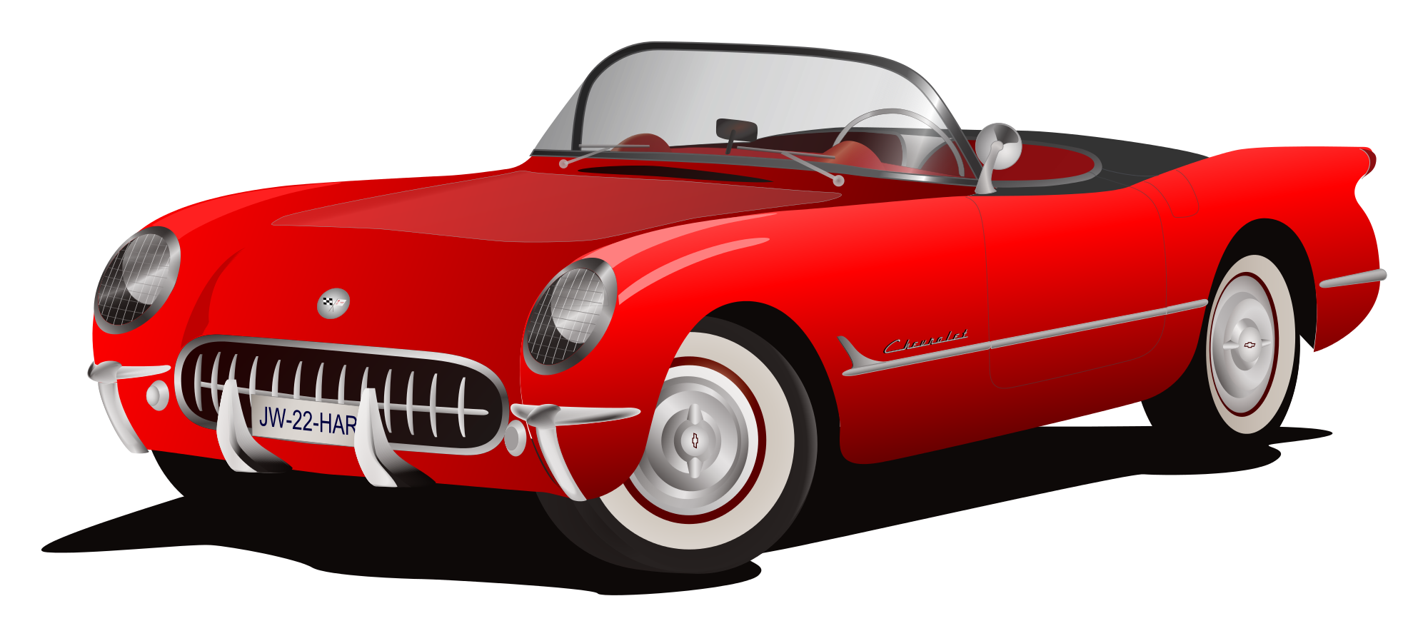 Library car clipart vector freeuse library Classic car clipart fast car #31564 - free Classic car clipart fast ... vector freeuse library