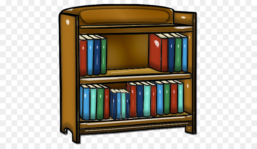 Library shelf clipart vector free Library clipart Shelf Library Bookcase clipart - Library ... vector free