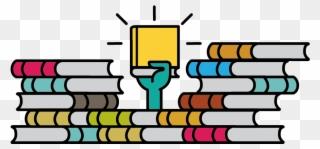Library shelf clipart banner transparent download Shelf Help - Library Clipart (#1711988) - PinClipart banner transparent download