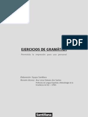Libro mi dia de suerte clipart worksheet secuencia jpg royalty free Ejercicios gramática ELE | Sintaxis | Mecánica del lenguaje jpg royalty free