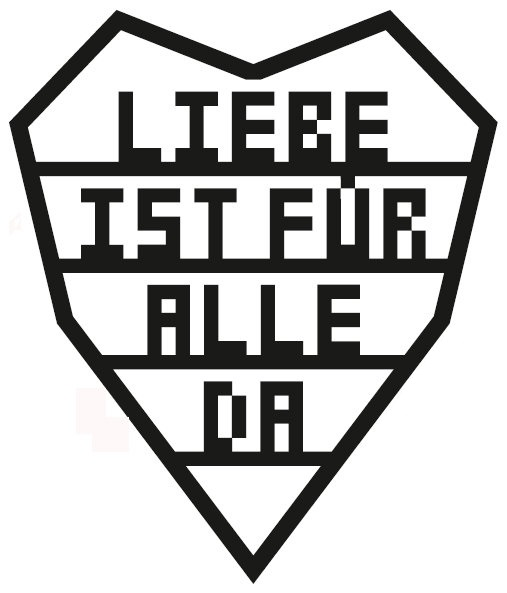 Liebe ist cliparts graphic free library Liebe ist für alle da - Wikipedia graphic free library
