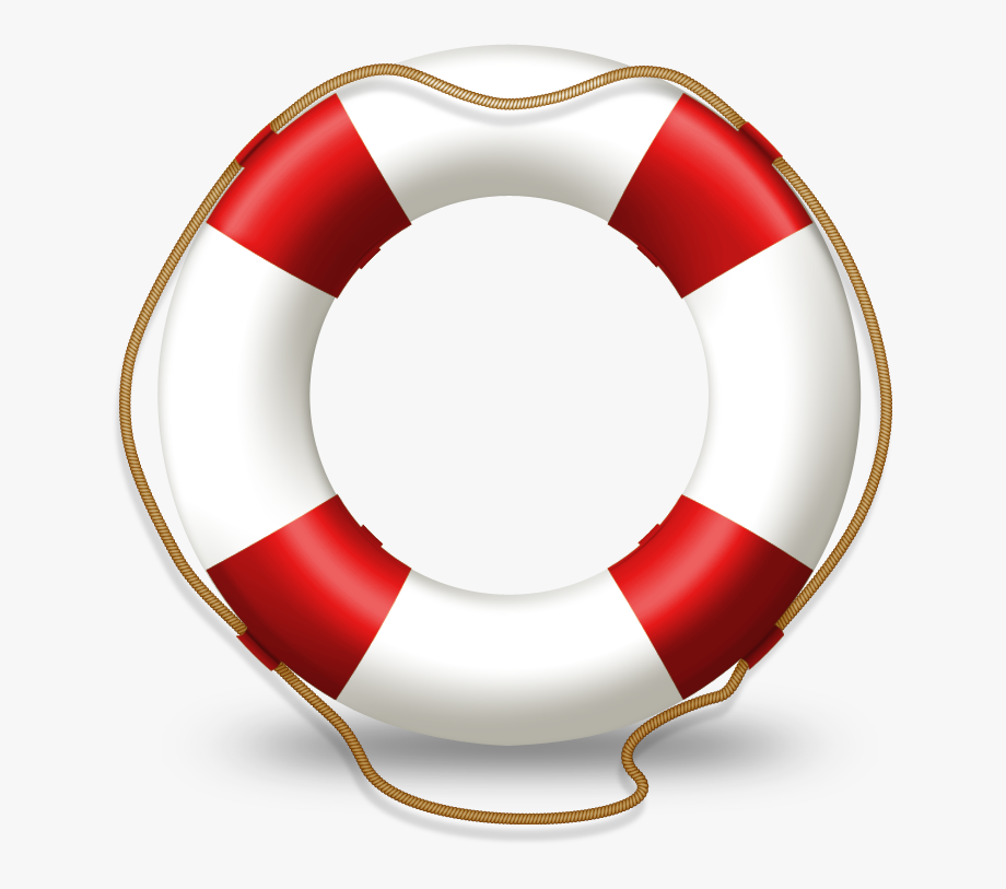 Life preserver ring clipart png transparent download E-caregivers - Dynseo - Life Saver Ring Clipart #508594 - Free ... png transparent download