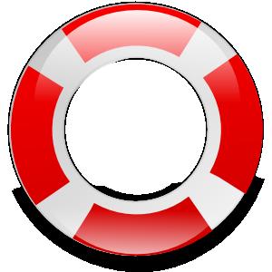 Lifeguard buoy clipart banner Lifesaving Float Clip Art at Clker.com - vector clip art online ... banner