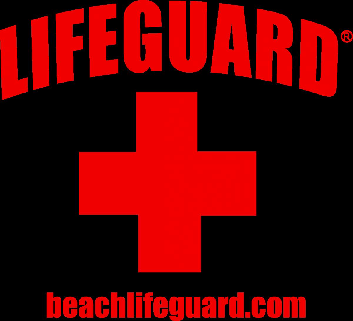 Lifeguard cross clipart royalty free Lifeguard Logos royalty free