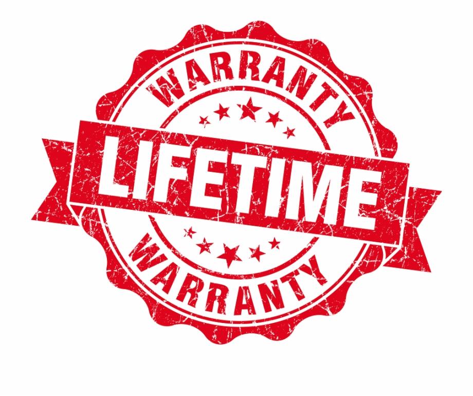 Lifetime logo clipart vector freeuse Lifetime-warranty - Lifetime Warranty Free PNG Images & Clipart ... vector freeuse