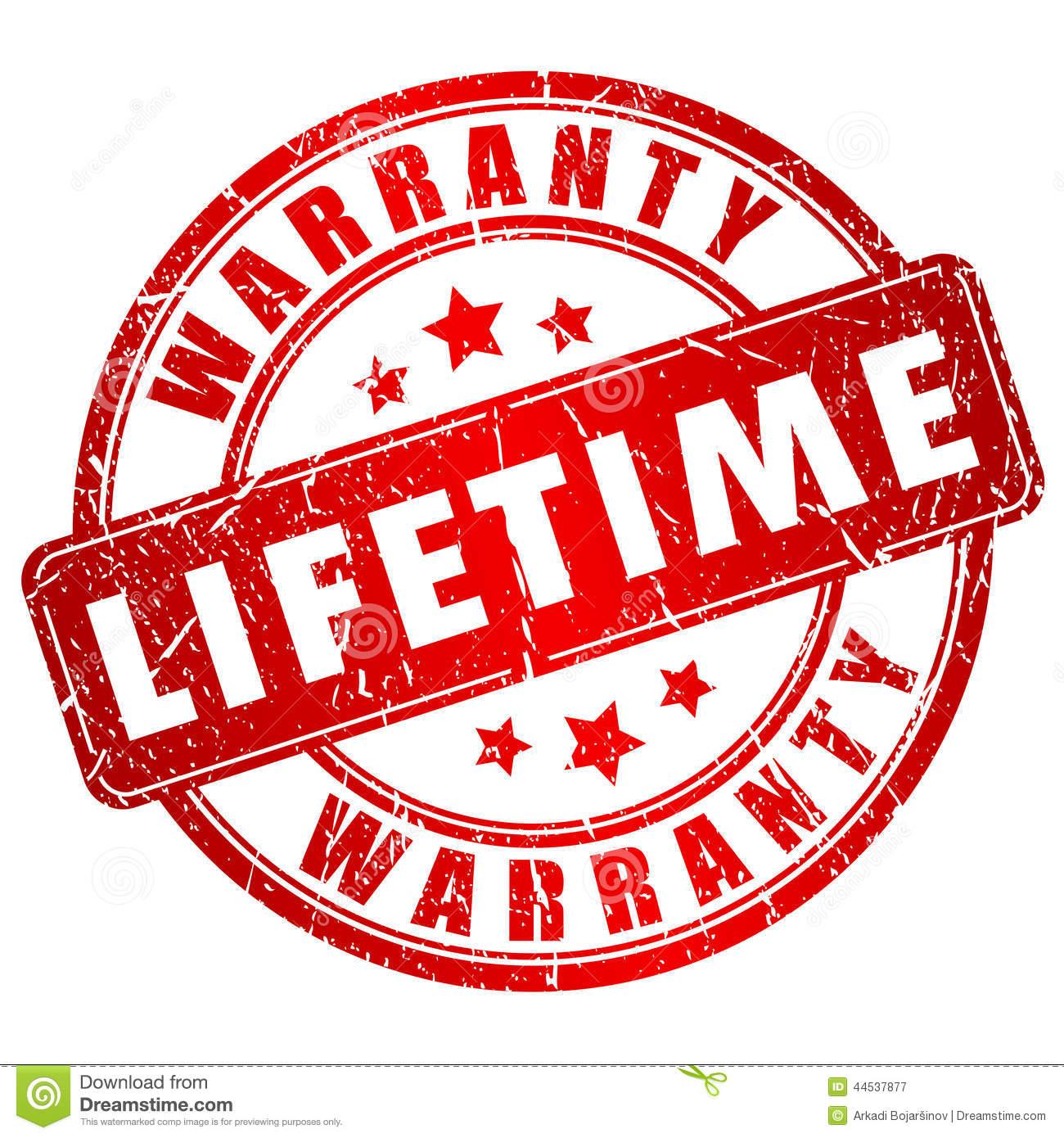 Lifetime logo clipart clipart freeuse stock Lifetime warranty stamp | Clipart Panda - Free Clipart Images clipart freeuse stock