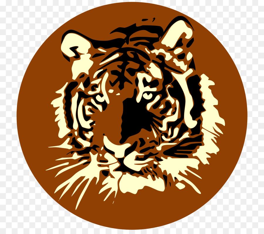 Liger clipart banner black and white Tiger Cartoon clipart - Cat, Lion, Font, transparent clip art banner black and white