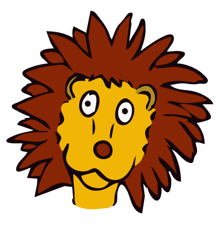 Liger clipart clipart transparent stock Lionhead rabbit Tiger Liger CC0 - Head,Flower,Leaf CC0 Free Download. clipart transparent stock