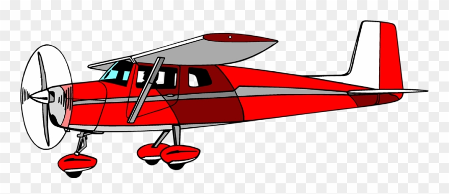 Light aircraft clipart clip art transparent stock Cessna Drawing Clip Art - Light Aircraft Clip Art - Png Download ... clip art transparent stock