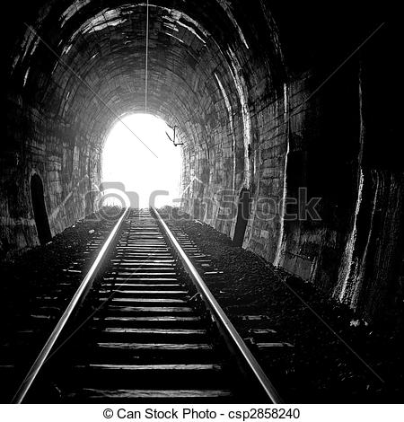 Light at the end of the tunnel clipart black and white Light at the end of the tunnel clipart 1 » Clipart Station black and white