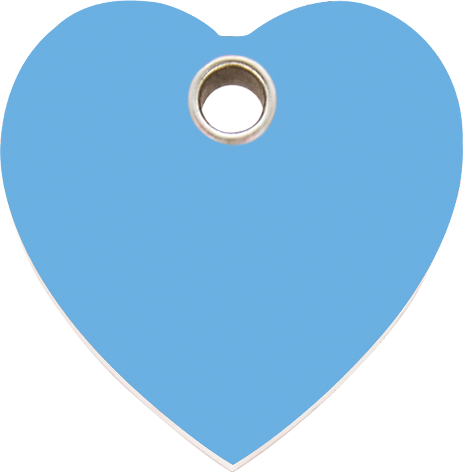 Light blue heart clipart image library download Red Dingo Plastic Tag Heart Light Blue 04-HT-LB (4HTLBS / 4HTLBM ... image library download