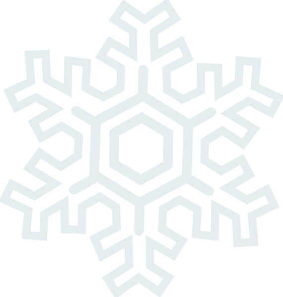 Light blue snowflake clipart banner black and white download Light Blue Snowflake Clip Art at Clker.com - vector clip art online ... banner black and white download