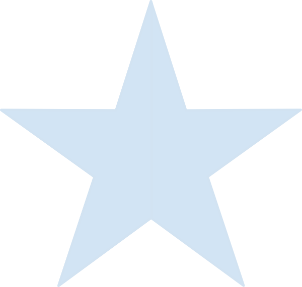Light blue star clipart picture royalty free Light Blue Star Clip Art at Clker.com - vector clip art online ... picture royalty free