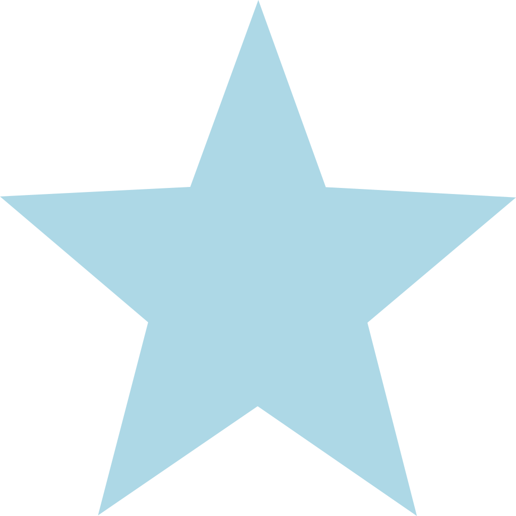 Light blue star clipart png free download Images of Light Blue Star Background - #SpaceHero png free download