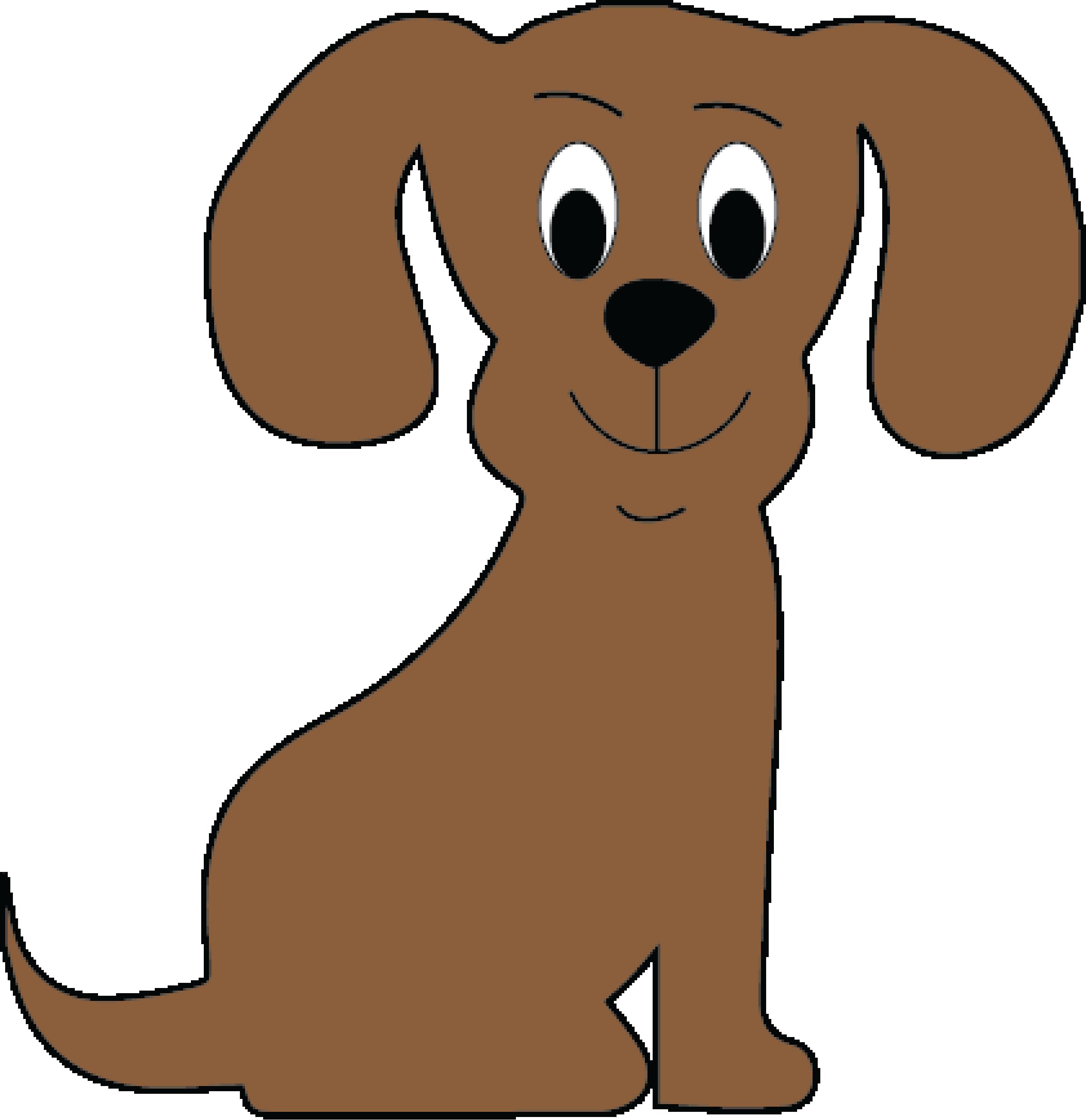 Light brown dog clipart svg free download Animated Dog PNG Transparent Animated Dog.PNG Images. | PlusPNG svg free download