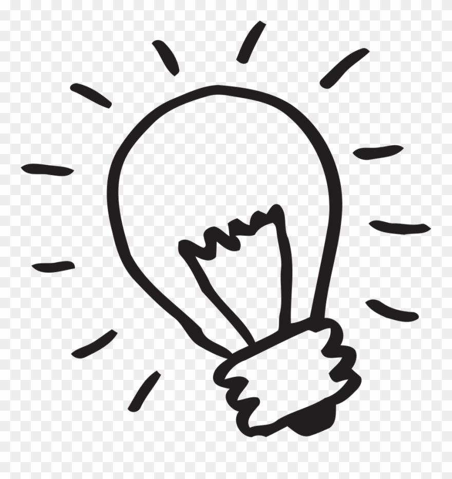 Light bulb black and white clipart free download Lightbulb Light Bulb Clip Art Free Vector For Free - Light Bulb ... download