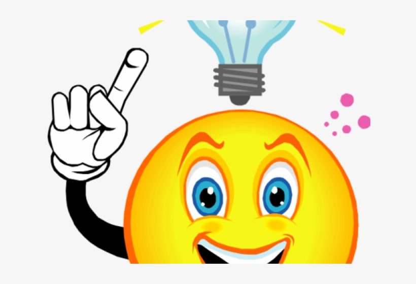 Light bulb thinking clipart image transparent library Light Bulb Clipart Thought - Critical Thinking Clip Art Transparent ... image transparent library
