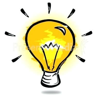 Light bulb thinking clipart image thinking light bulb – toegypttravel.info image