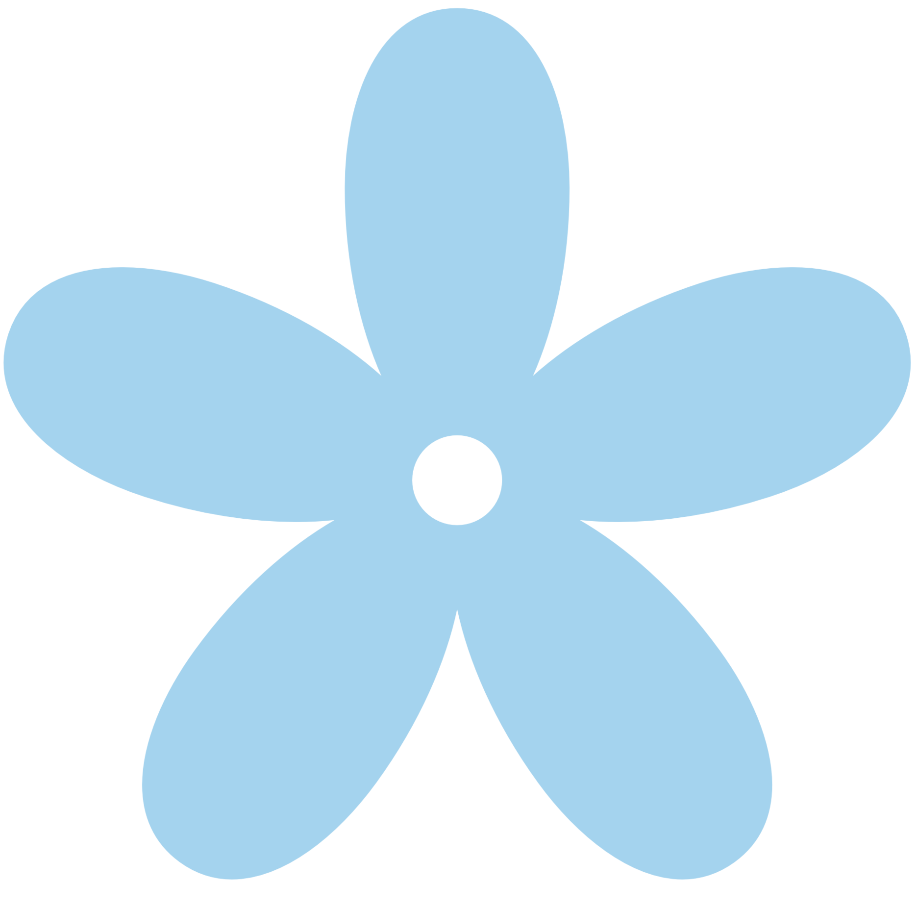 Light colored clipart svg library download Blue colored flower clipart images gallery for free download ... svg library download