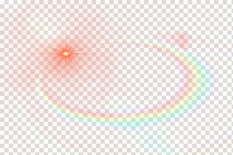 Light elements clipart clip transparent stock Multicolored rainbow, Circle Pattern, Rainbow light effect ring star ... clip transparent stock