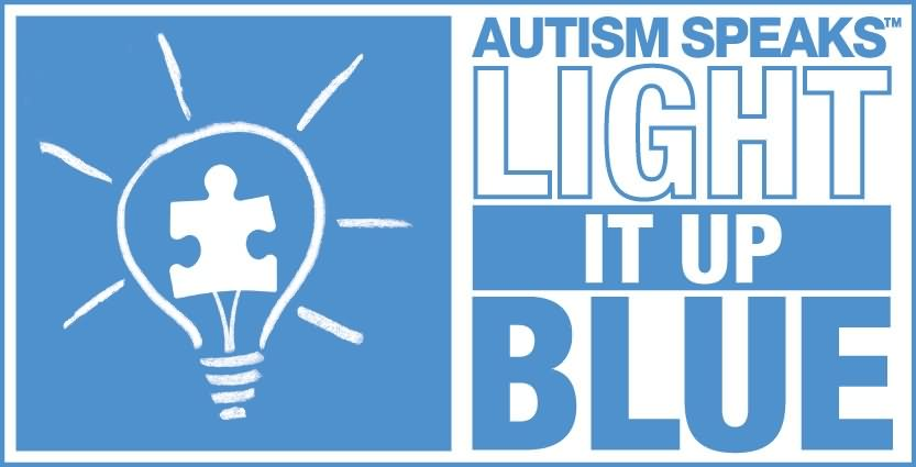 Light it up clipart clip art 25+ Wonderful World Autism Day Pictures And Photos clip art