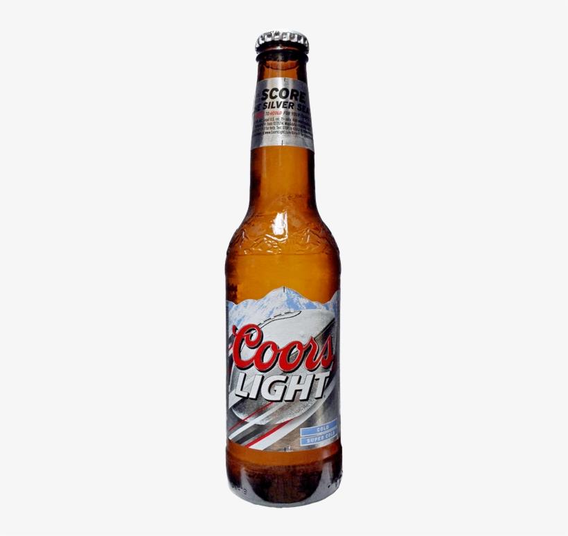 Light on clipart bottle
