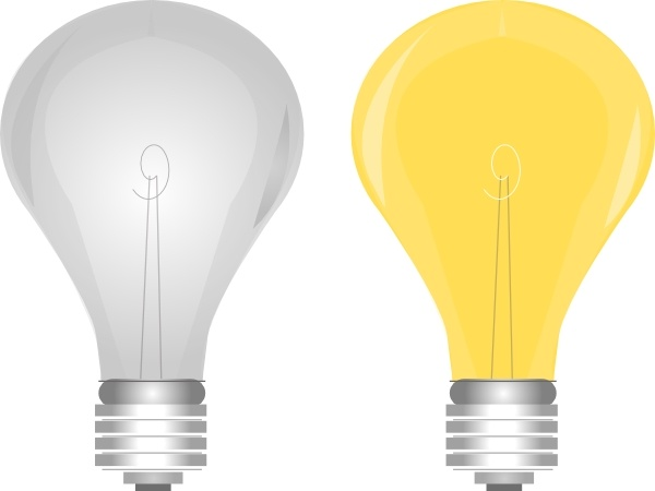 Light on off clipart clip art freeuse stock Lightbulb On Off clip art Free vector in Open office drawing svg ... clip art freeuse stock