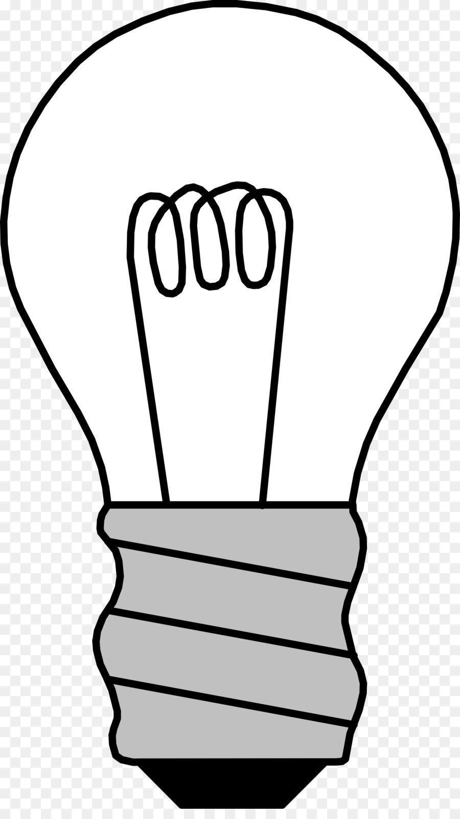 Light on off clipart clip art black and white stock Light Bulb Cartoon clipart - Light, Lamp, White, transparent clip art clip art black and white stock