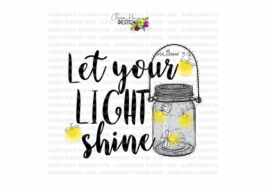 Light shine clipart banner library stock Let Your Light Shine Clipart, Transparent Png Download For Free ... banner library stock